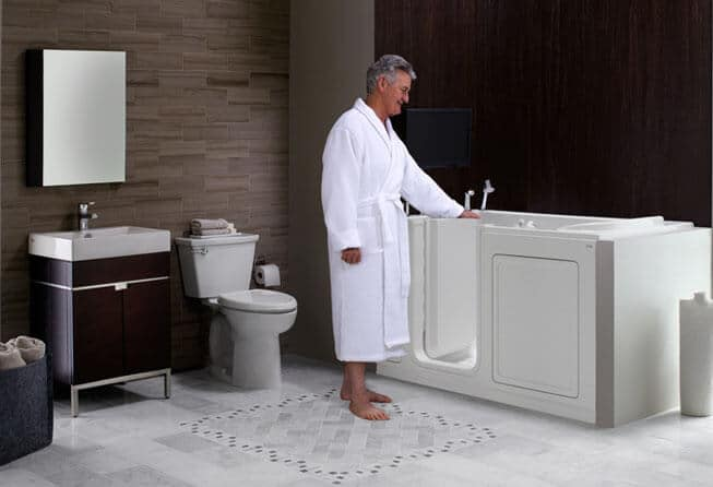 best des moines walk−in bathtub installer | cain's mobility ia